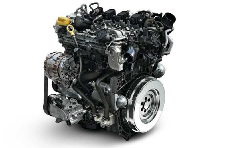 двигатель рено аркана