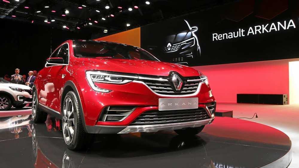 Renault Akrana теперь в Австралии