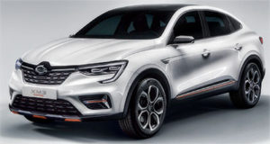 Renault Arkana Samsung Design