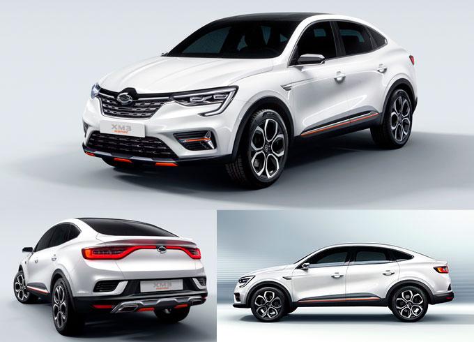 Renault Arcana 2018