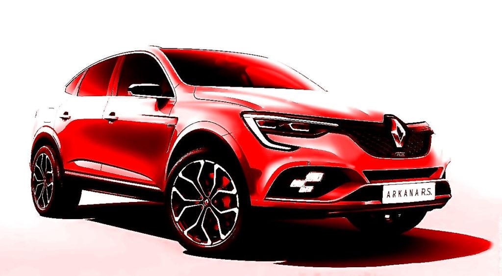 Renault Arkana RS from Arkana-club